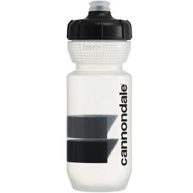 Cannondale Block Gripper Flasche 600ml clear/black